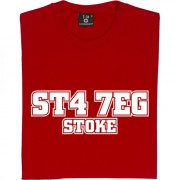 Stoke City Postcode T-Shirt