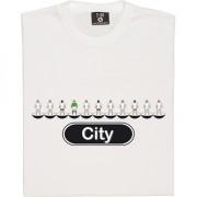 Swansea City Table Football T-Shirt
