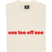 "Swindon Town ""Ess Tee Eff See"" T-Shirt"