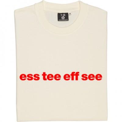 "Swindon Town ""Ess Tee Eff See"""