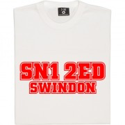 Swindon Town Postcode T-Shirt