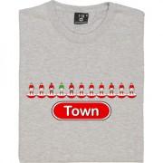 Swindon Town Table Football T-Shirt