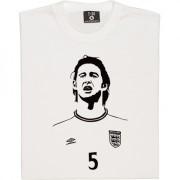 """Tony Adams """"England"""" T-Shirt"""
