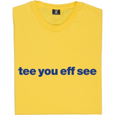 "Torquay United ""Tee You Eff See"""