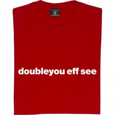 "Walsall ""Doubleyou Eff See"""