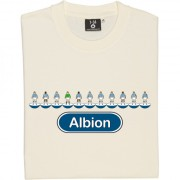 West Bromwich Albion Table Football T-Shirt