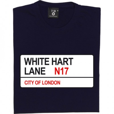 Tottenham Hotspur: White Hart Lane N17 Road Sign