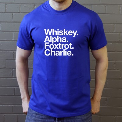 Wigan Athletic FC: Whiskey Alpha Foxtrot Charlie