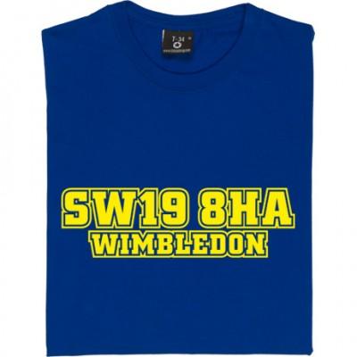 Wimbledon Plough Lane Postcode