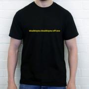 """Wolverhampton Wanderers """"Doubleyou Doubleyou Eff See"""" T-Shirt"""