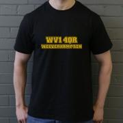 Wolverhampton Wanderers Postcode T-Shirt