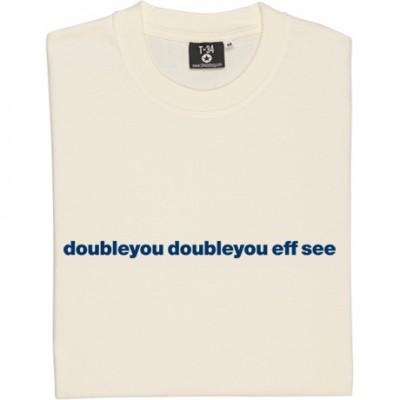 """Wycombe Wanderers """"Doubleyou Doubleyou Eff See"""""""
