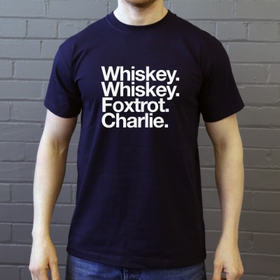 Wycombe Wanderers FC: Whiskey Whiskey Foxtrot Charlie