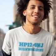 Wycombe Wanderers Postcode T-Shirt