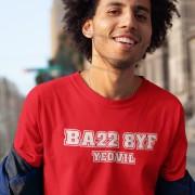 Yeovil Town Postcode T-Shirt