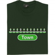 Yeovil Town Table Football T-Shirt