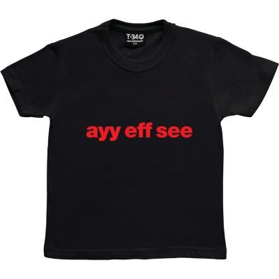 "Aberdeen ""Ayy Eff See"""