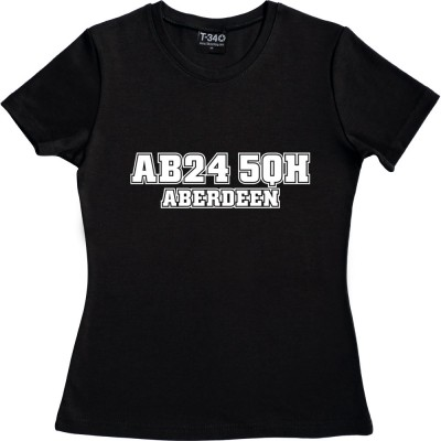 Aberdeen Postcode