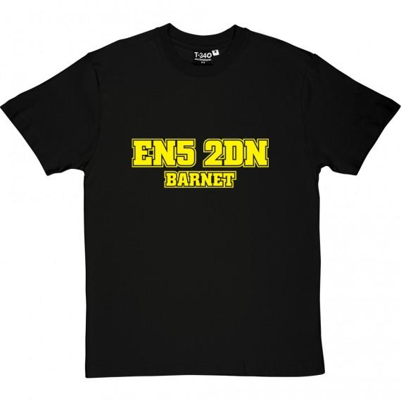 Barnet Postcode T-Shirt