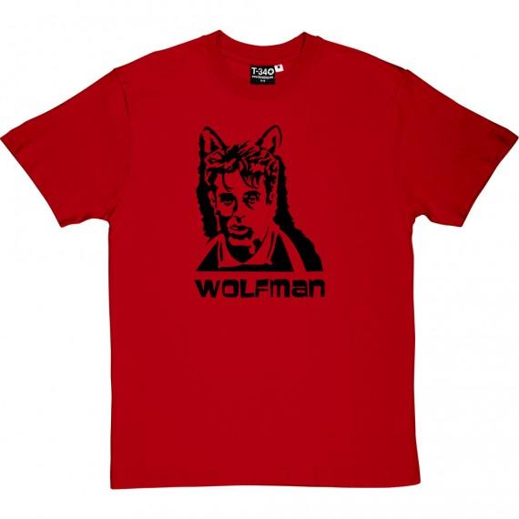Bernie Slaven Wolfman T-Shirt