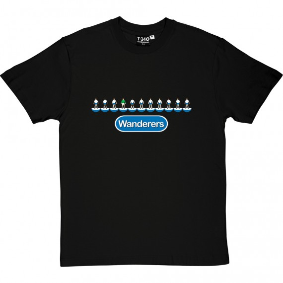 Bolton Wanderers Table Football T-Shirt