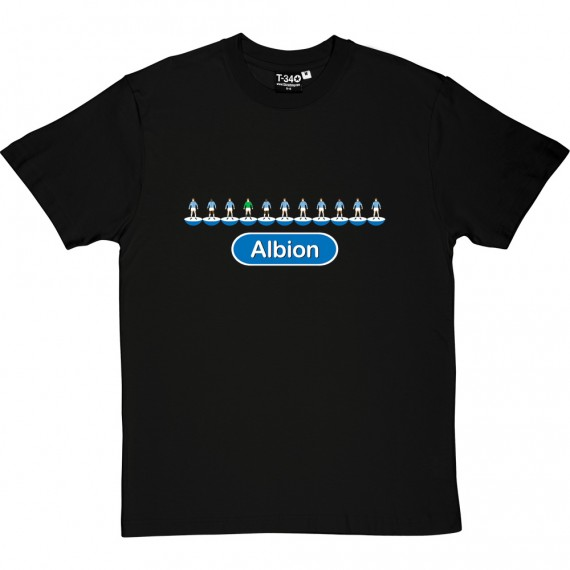 Brighton and Hove Albion Table Football T-Shirt
