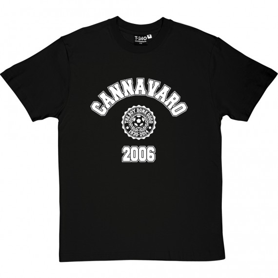 Cannavaro 2006 T-Shirt