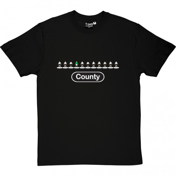 Derby County Table Football T-Shirt