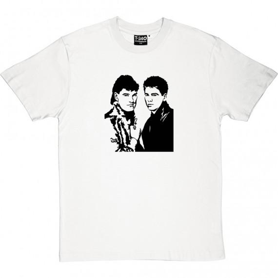 Hoddle and Waddle: Diamond Lights T-Shirt