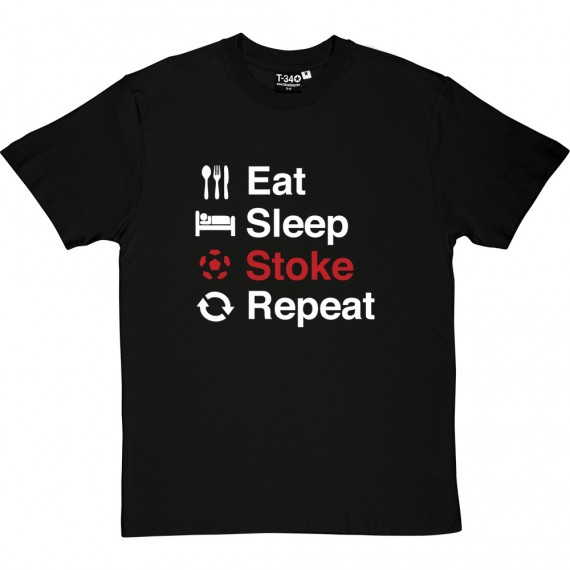 Eat Sleep Stoke Repeat T-Shirt