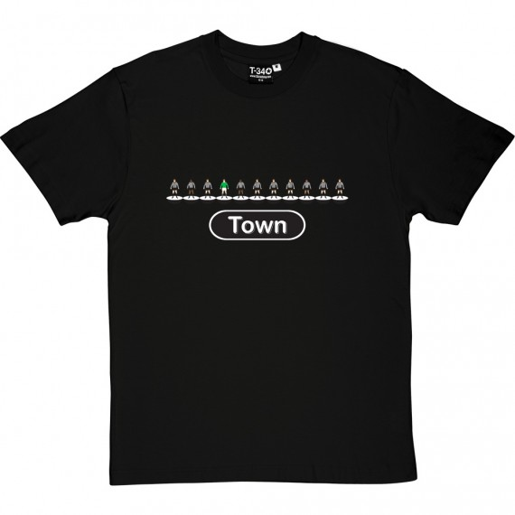 Grimsby Town Table Football T-Shirt