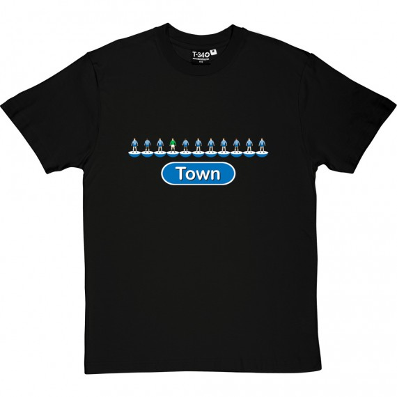 Huddersfield Town Table Football T-Shirt