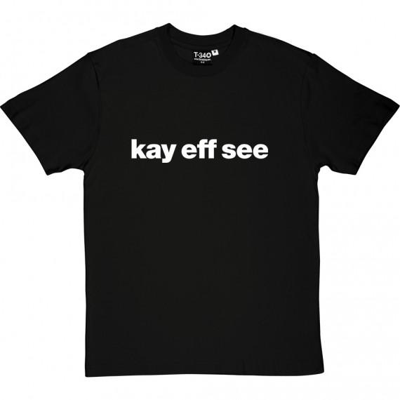 "Kilmarnock ""Kay Eff See"" T-Shirt"