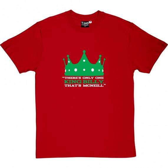 King Billy T-Shirt