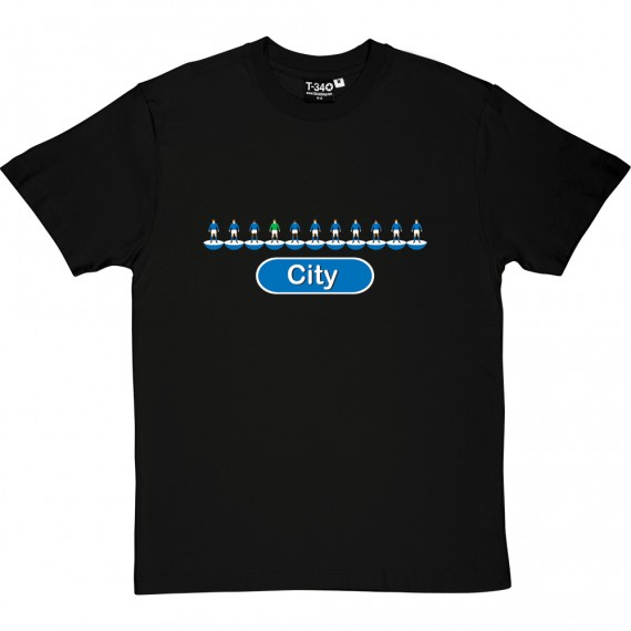 Leicester City Table Football T-Shirt