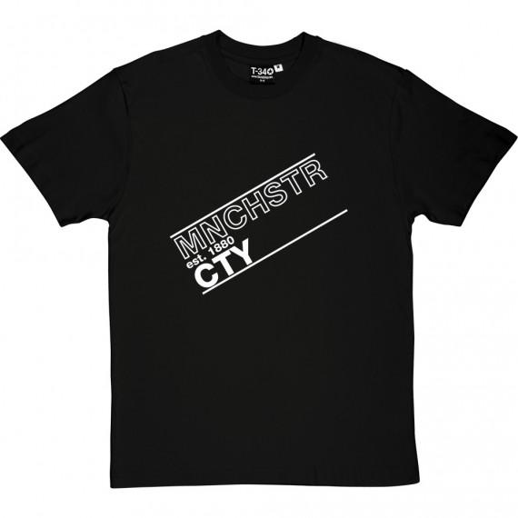 Mnchstr Cty FC T-Shirt