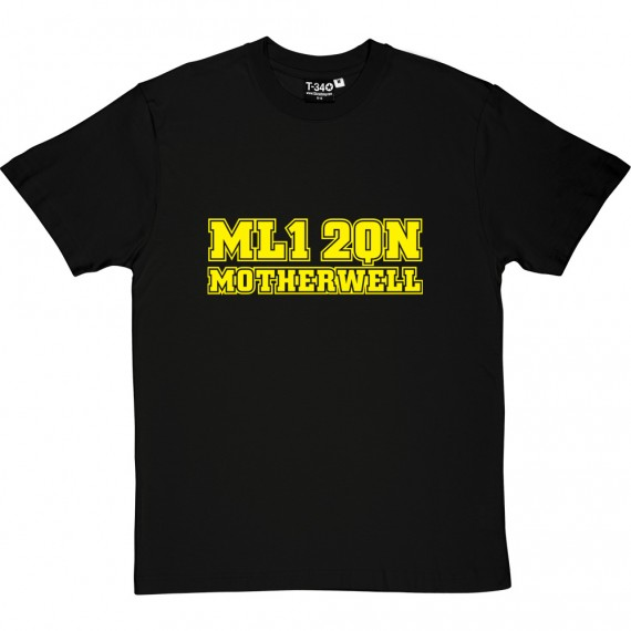 Motherwell Postcode T-Shirt
