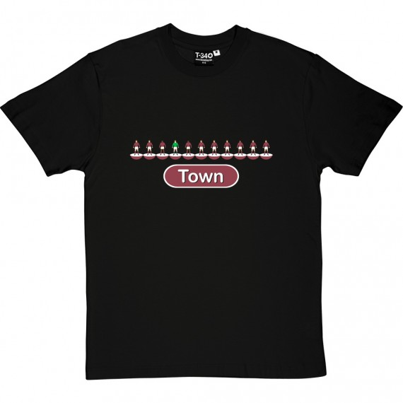 Northampton Town Table Football T-Shirt