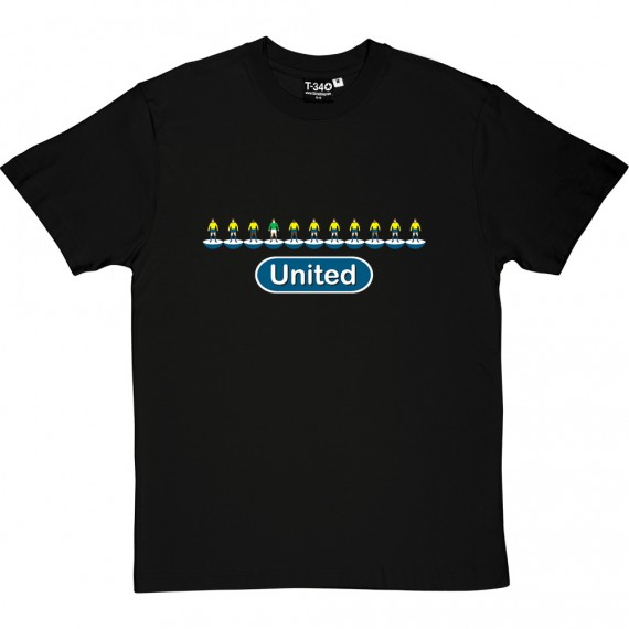 Oxford United Table Football T-Shirt