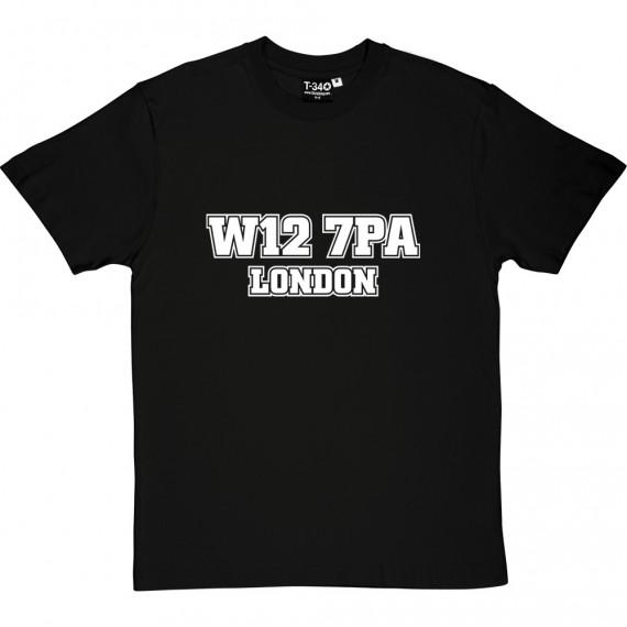 QPR Postcode T-Shirt