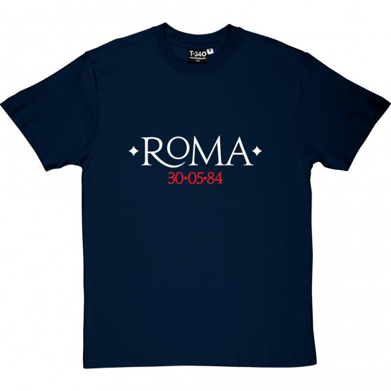 Rome 30/05/84 T-Shirt