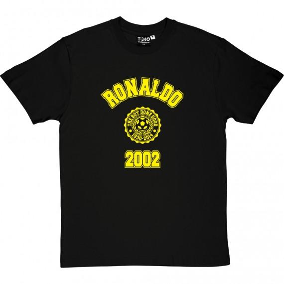 Ronaldo 2002 T-Shirt