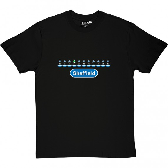 Sheffield Wednesday Table Football T-Shirt