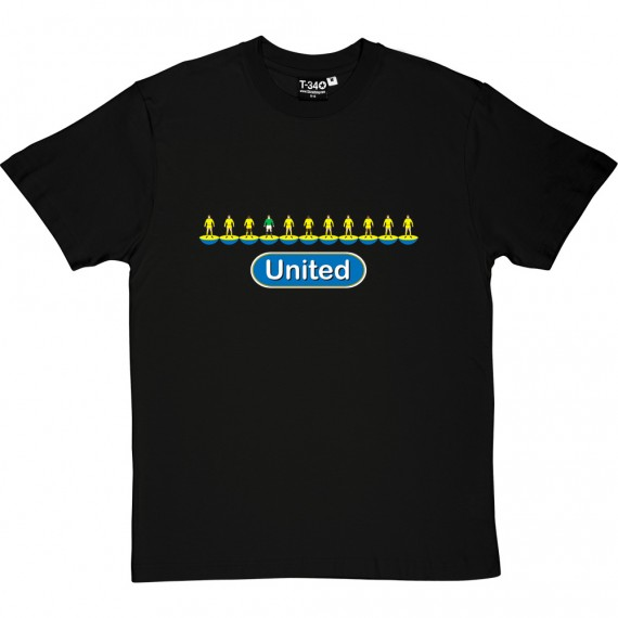 Torquay United Table Football T-Shirt