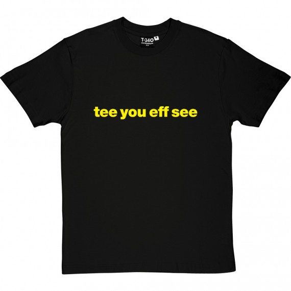 "Torquay United ""Tee You Eff See"" T-Shirt"