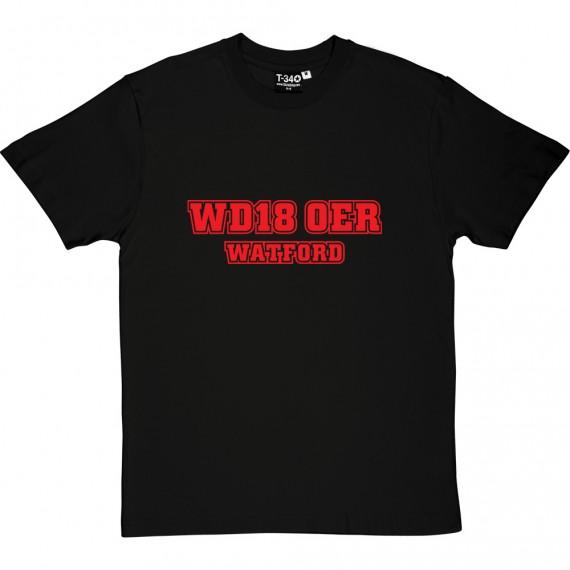 Watford Postcode T-Shirt