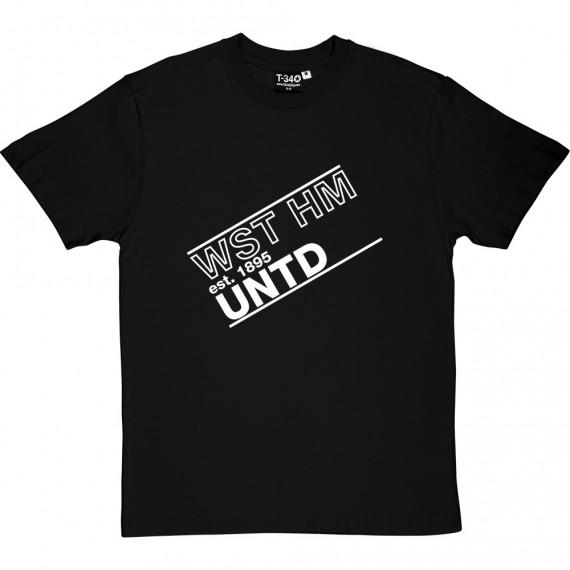 Wst Hm Untd T-Shirt