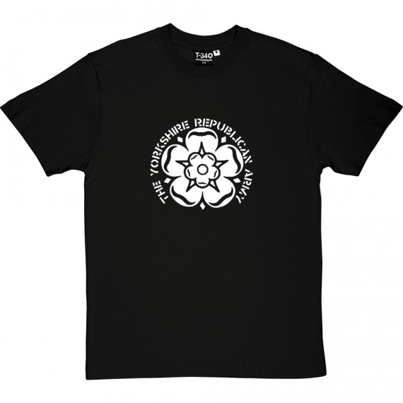 The Yorkshire Republican Army T-Shirt