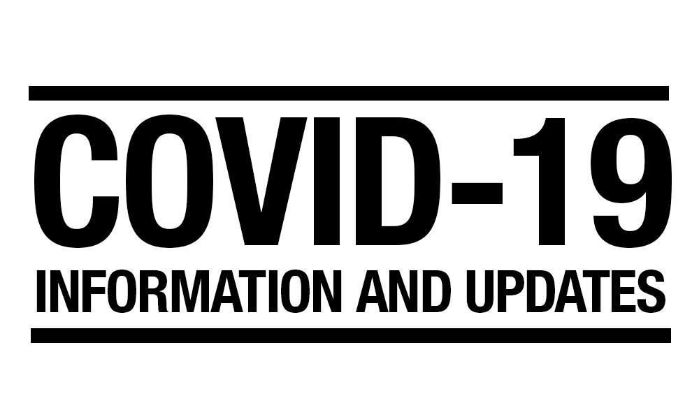 Covid-19 Disruption Updates